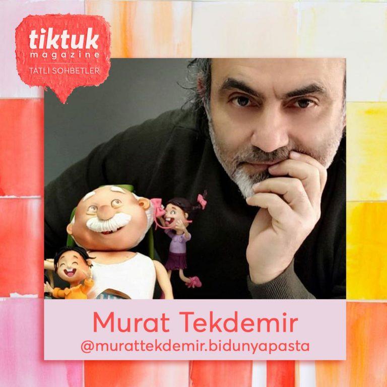 15. Murat Tekdemir – Sugar Artist